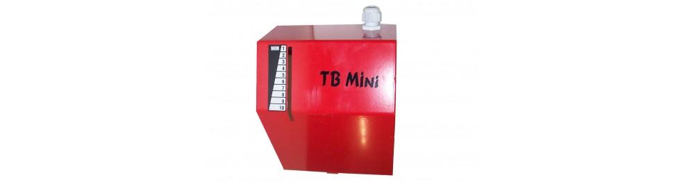 TB Mini pillebrænder
