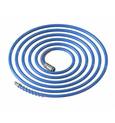 Kompressorslange med koblinger, 3 meter