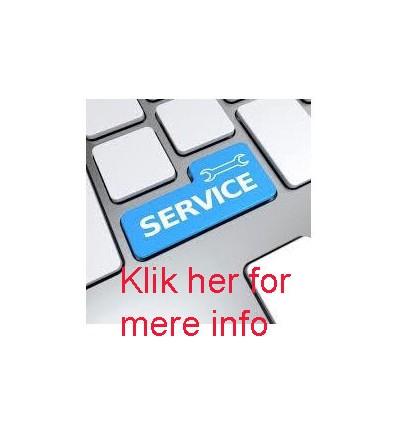 Service på RTB pillefyr 10-16kW