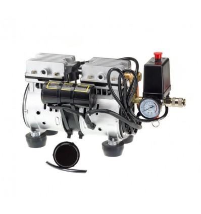 Kompressor støjsvag, uden tryktank