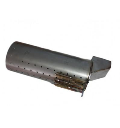 Ulma brænderrør til 20kW pillebrænder, TCA 2000