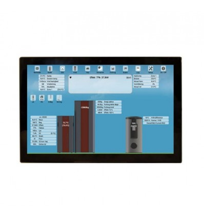 """Tablet 10"""" med app til V13 styring"""