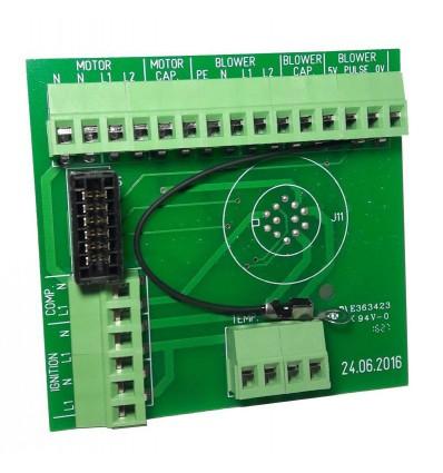Motorprint 12PIN NTC, flad foto sensor
