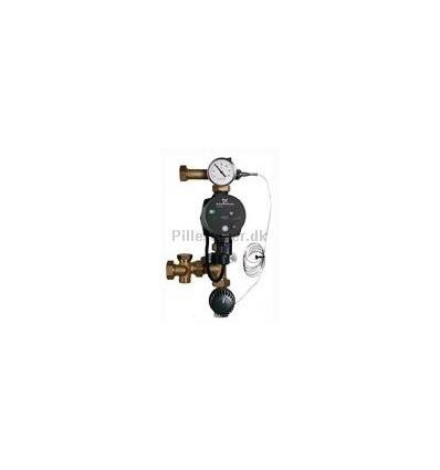 Neotherm Unishunt, med alpha-2 15-60 pumpe