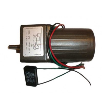 Ekoheat motor til intern/rens 10W 8 rpm