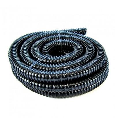 PVC / smelteslangeslange 60mm, 1m, til faldrør