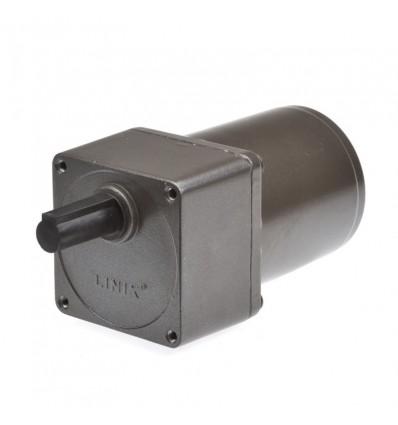 Gearmotor 20 Watt, Linix 70x70mm, YN70, 8 rpm