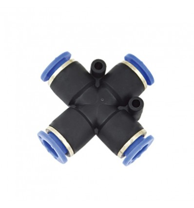 Push-in kryds 12 mm