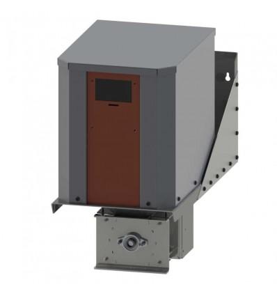 Pelvac vakuum transport system med cellesluse, 1000 watt